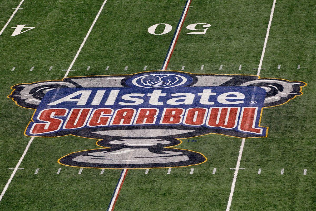 Allstate Sugar Bowl - Michigan v Virginia Tech