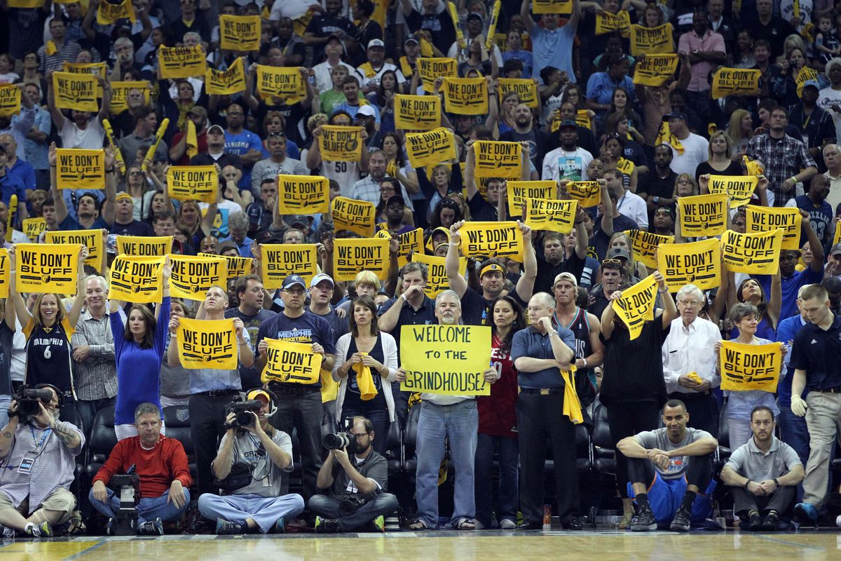 """If Zach Randolph wasn't a Grizzly, would """"We Don't Bluff"""" Exist?"""
