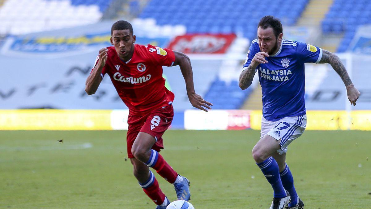 Cardiff City v Reading - Sky Bet Championship