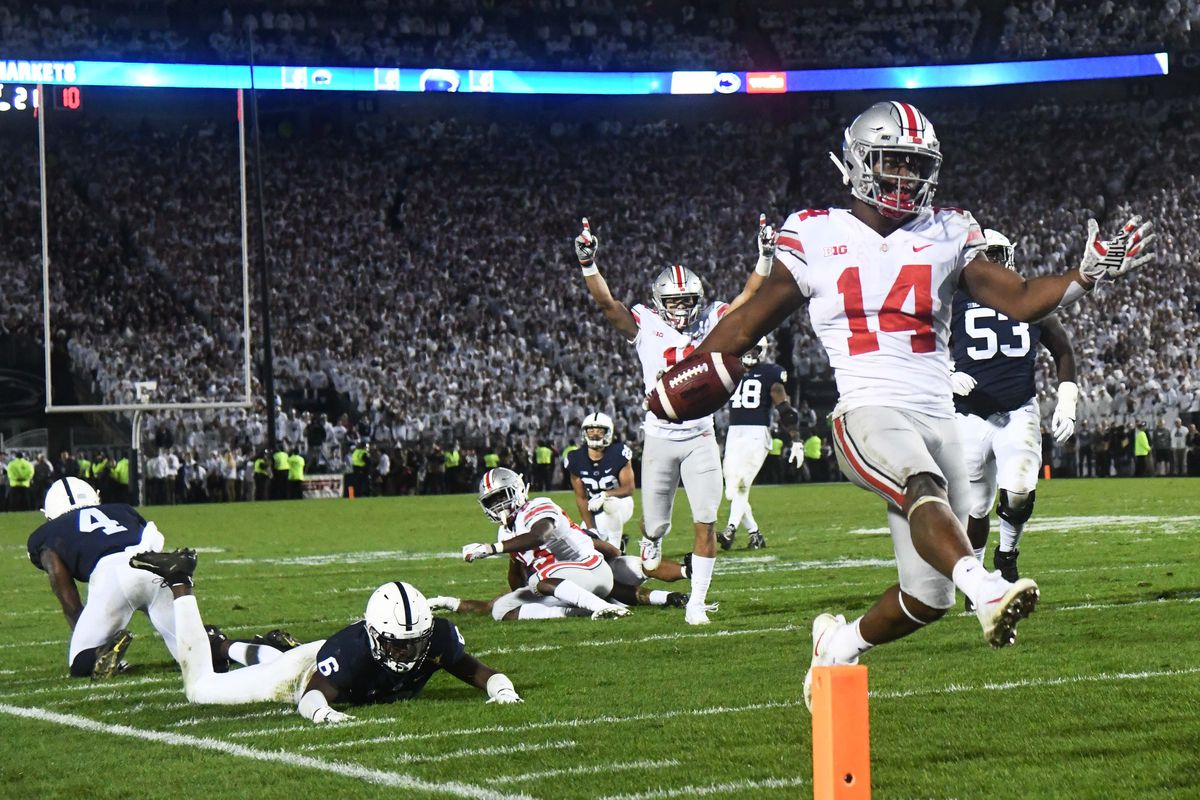 Ohio State Penn State Results Buckeyes Win With Perfect