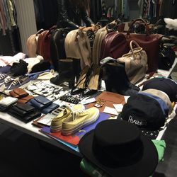 Mason Kitsuné women's accessories