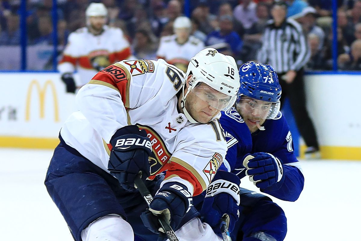 e65268fe72e Florida Panthers 2018-19 schedule released - NHL Entry Draft starts tonight