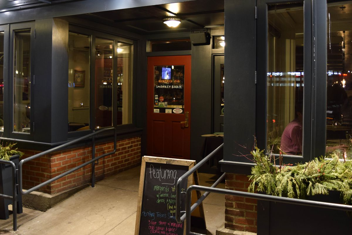 Monkey Bar in Amherst