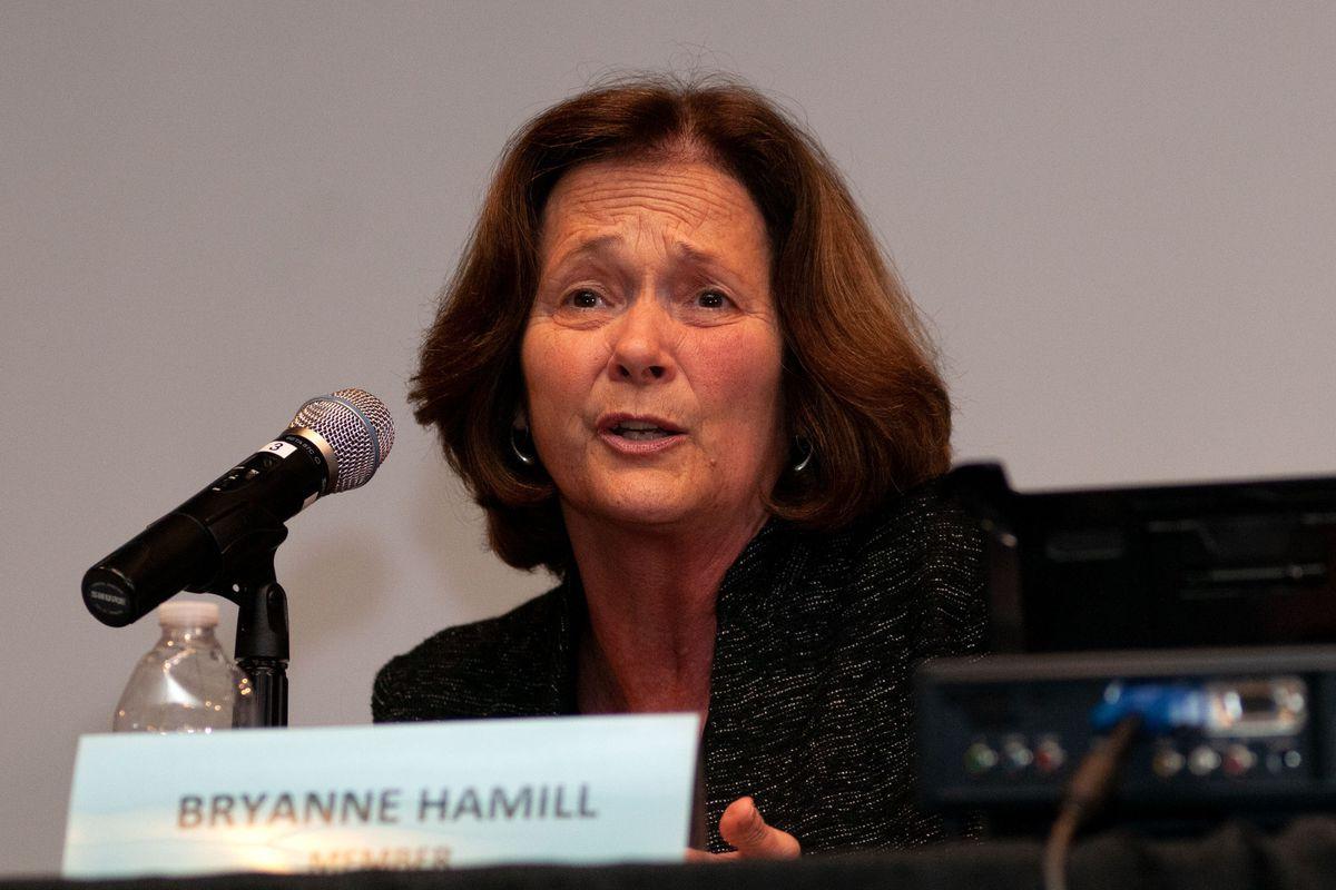 Bryanne Hamill