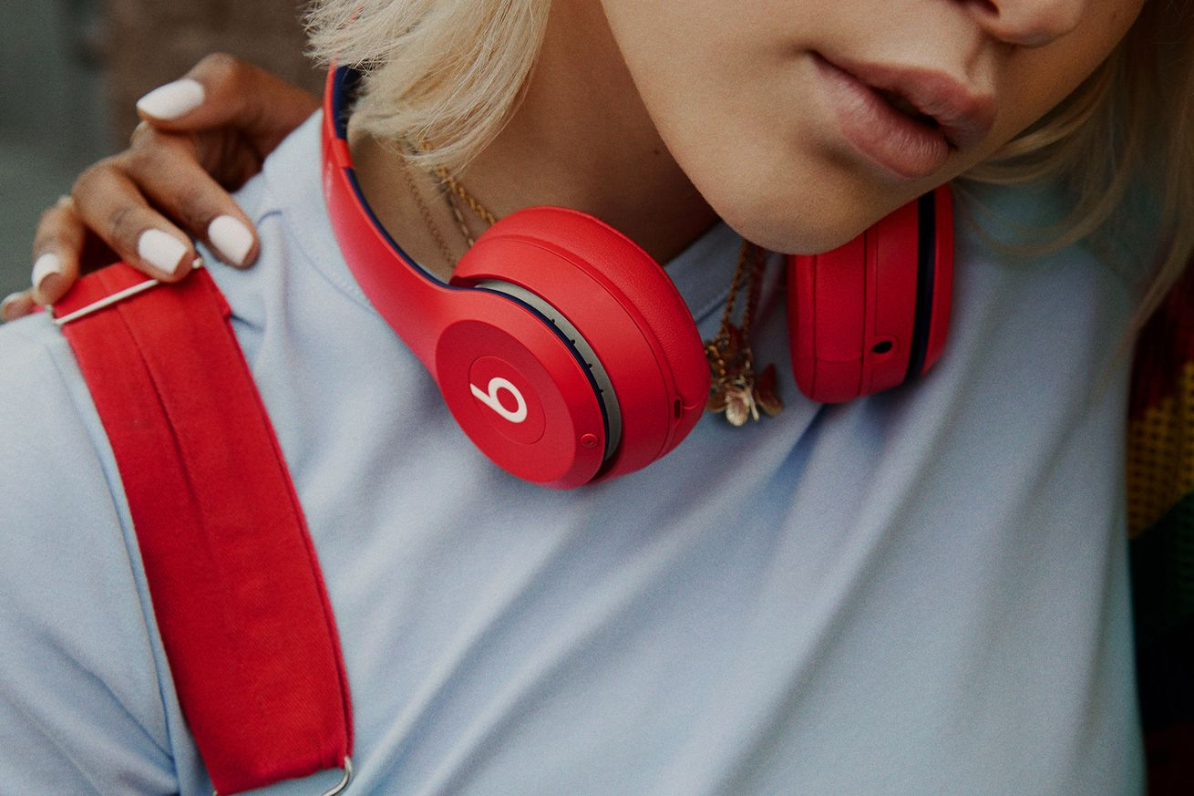 Apple refreshes Beats Solo3 colors, leaves internals unchanged