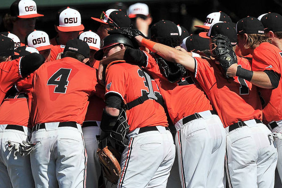 Oregon St. will need to put their heads together to figure out how to play better today than they did yesterday if they want to win their series against Arizona.