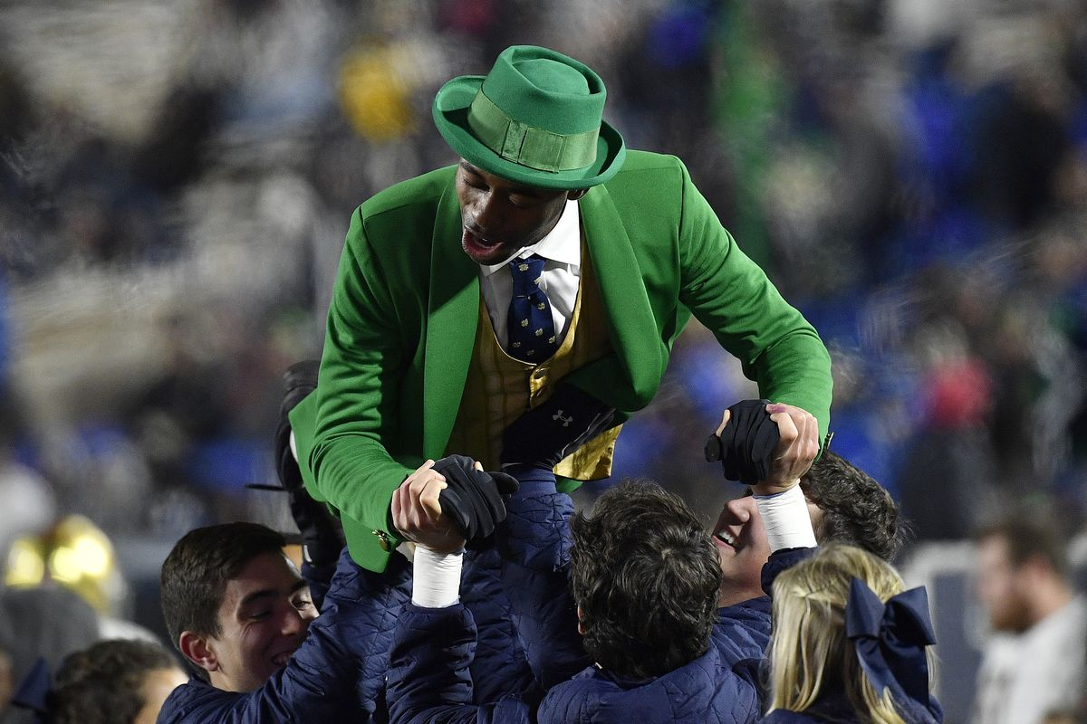 Cal Football Rumored To Have Scheduled Notre Dame For 2022 California Golden Blogs