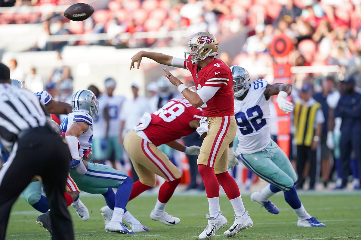 3b4d16f3 Four winners and four losers from the 49ers' 17-9 win over the ...