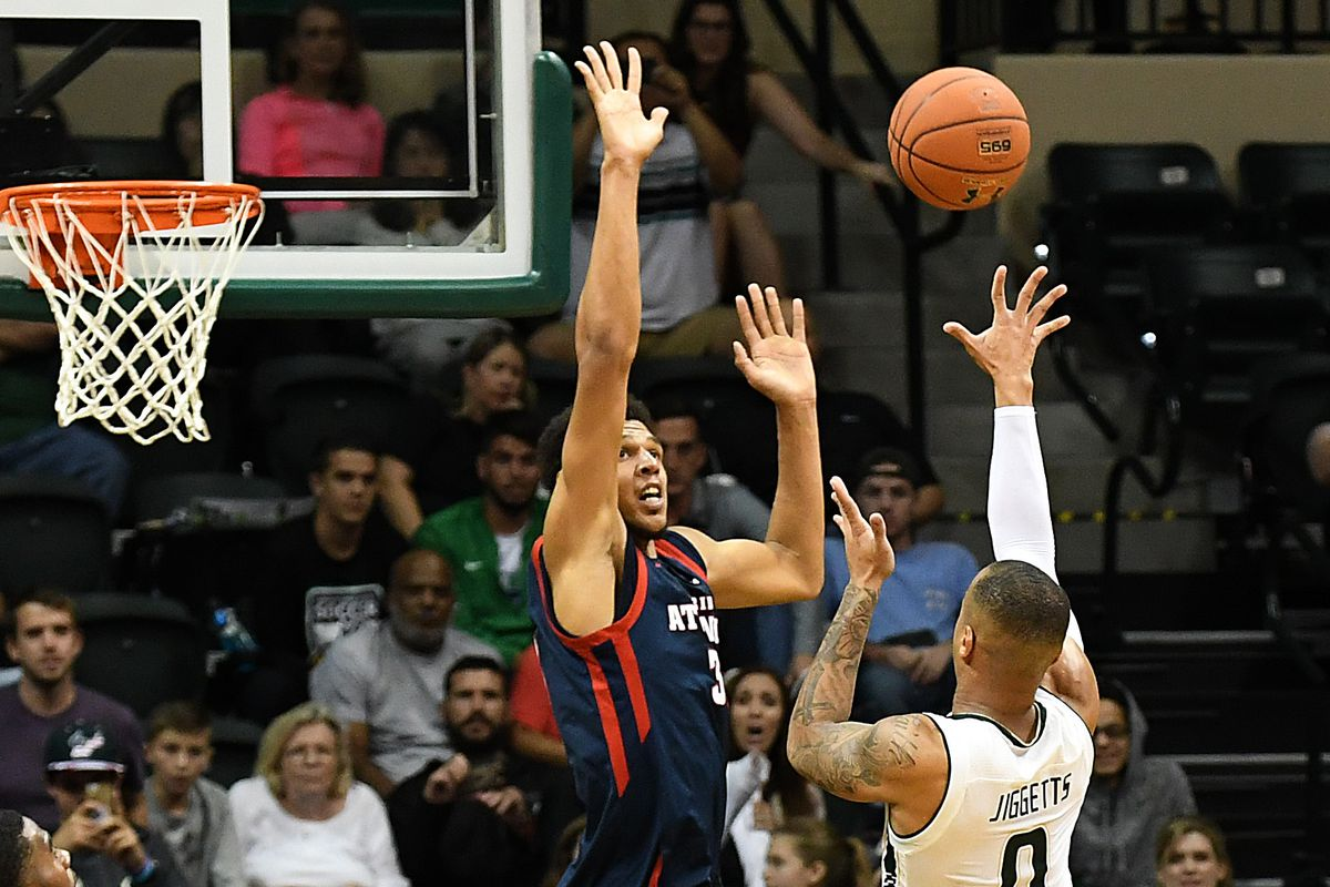 NCAA Basketball: Florida Atlantic at South Florida