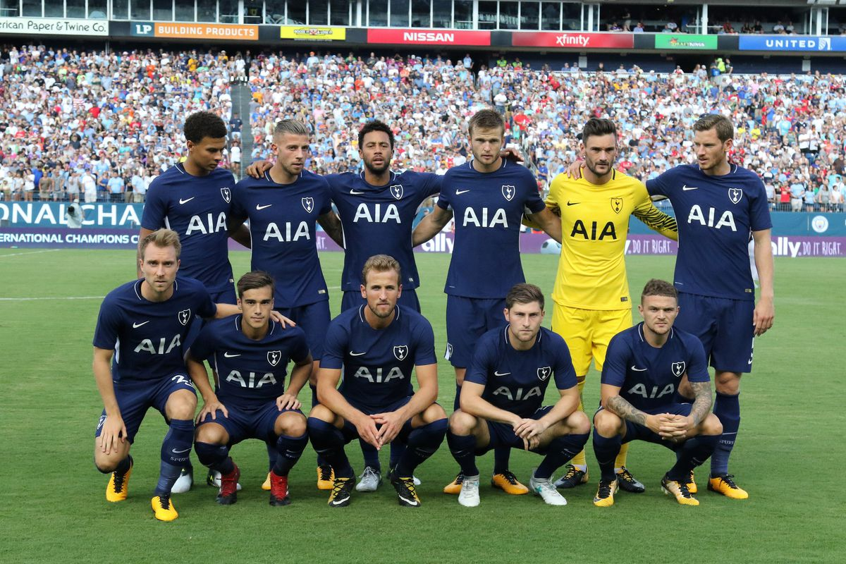 SOCCER: JUL 29 International Champions Cup - Tottenham Hotspur v Manchester City