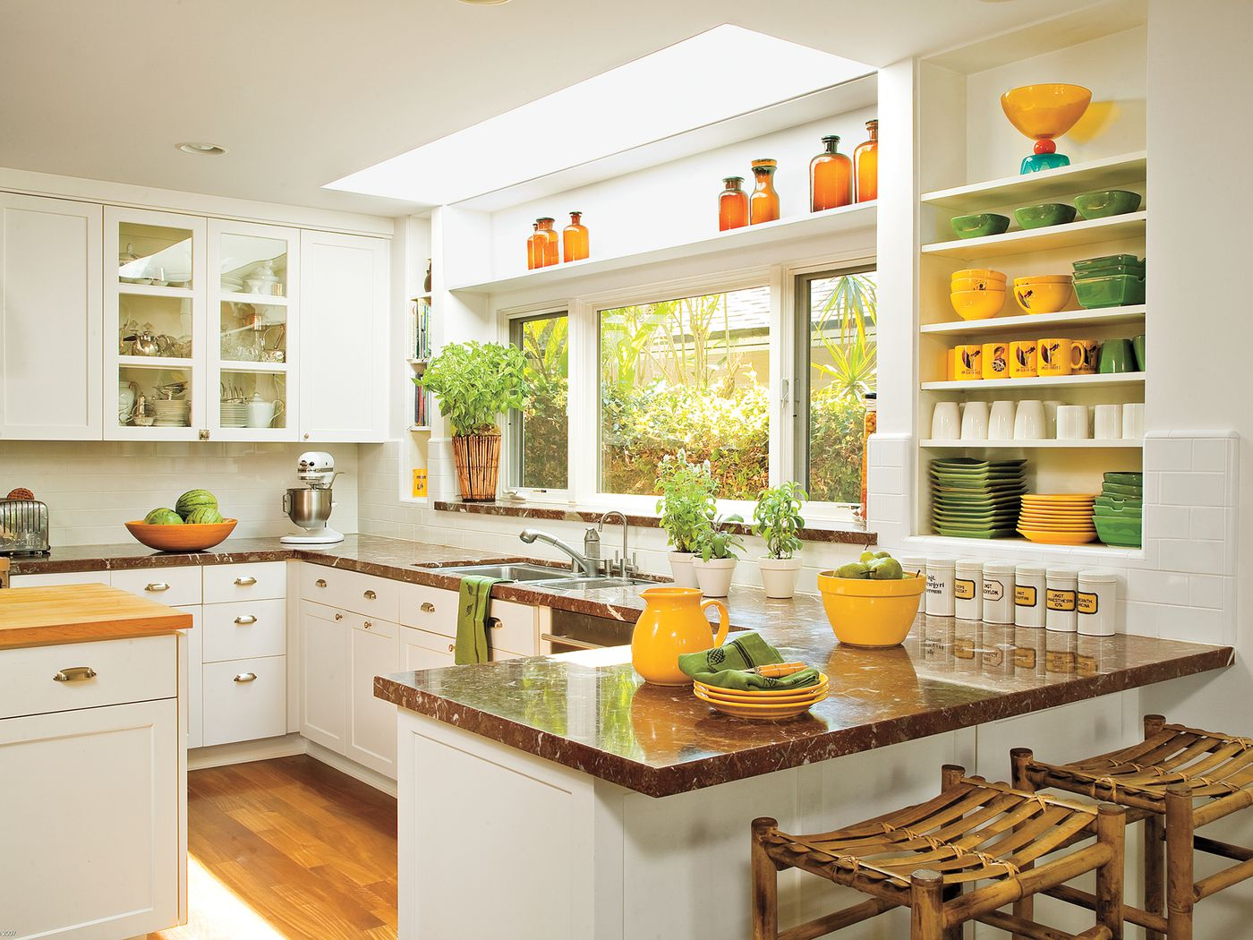 Simple Kitchen Design, Timeless Style - This Old House