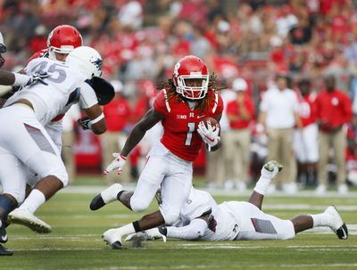 NCAA Football: Howard at Rutgers