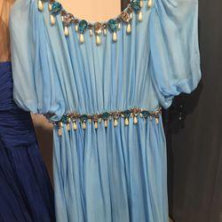 Dolce & Gabbana spring 2013 dress that would make a great Princess Jasmine costume, $125