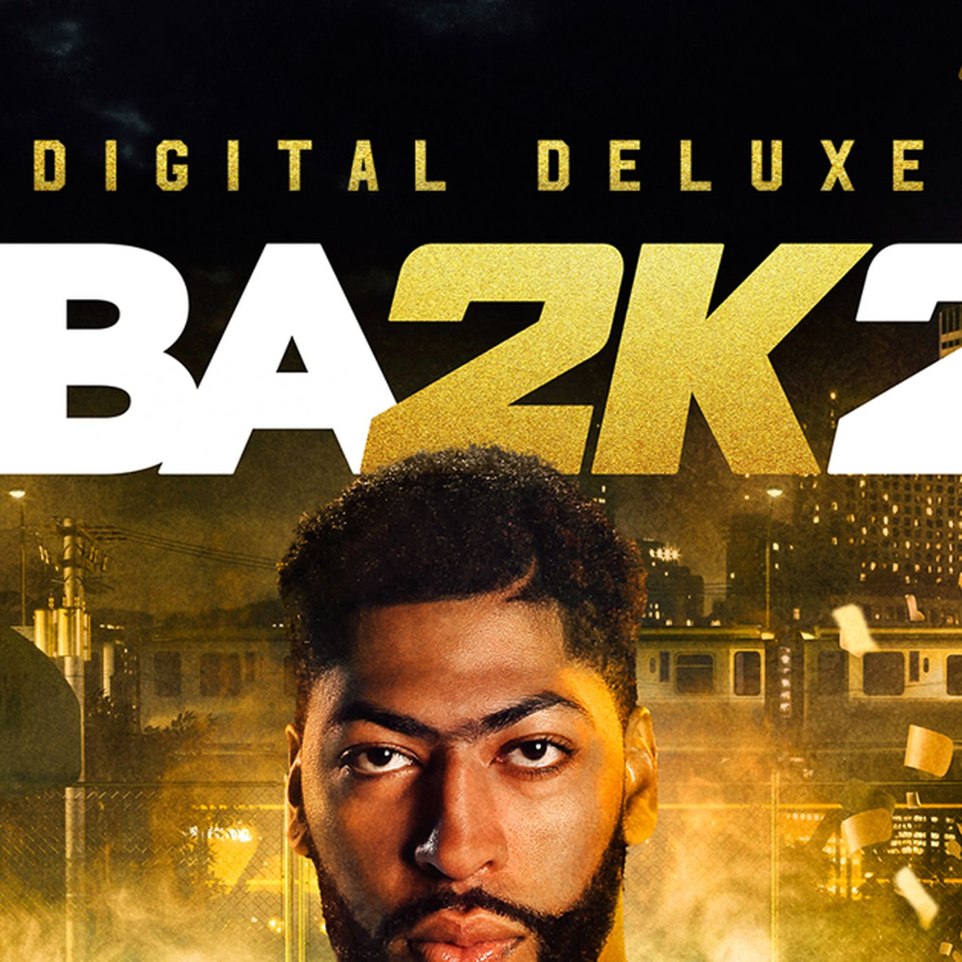 Nba 2k20 Anthony Davis And Dwyane Wade Grace The Covers
