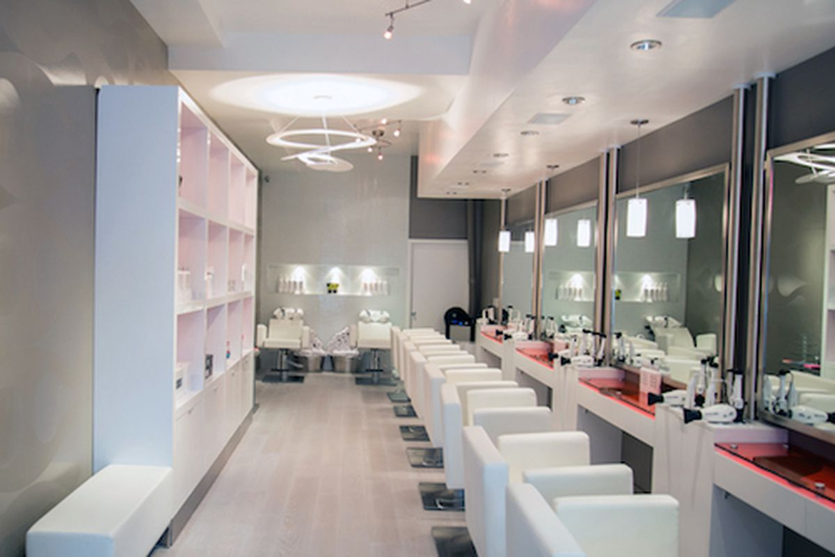"""The East 72nd Street location; Image via <a href=""""http://www.blomedry.com/locations/blo-east-72nd/"""">Blo</a>"""
