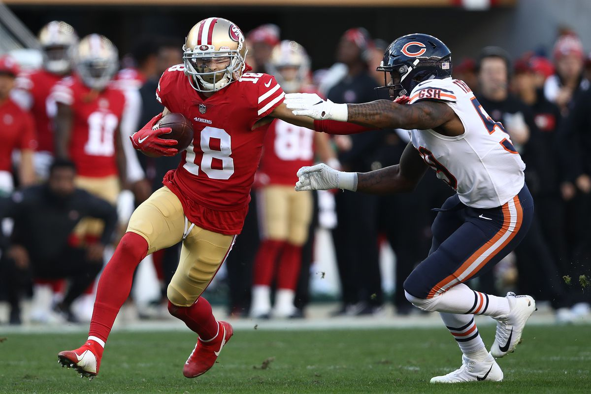 49ers news: What a difference a year makes. Niners supporting cast ranked in the top 10 headed into 2019