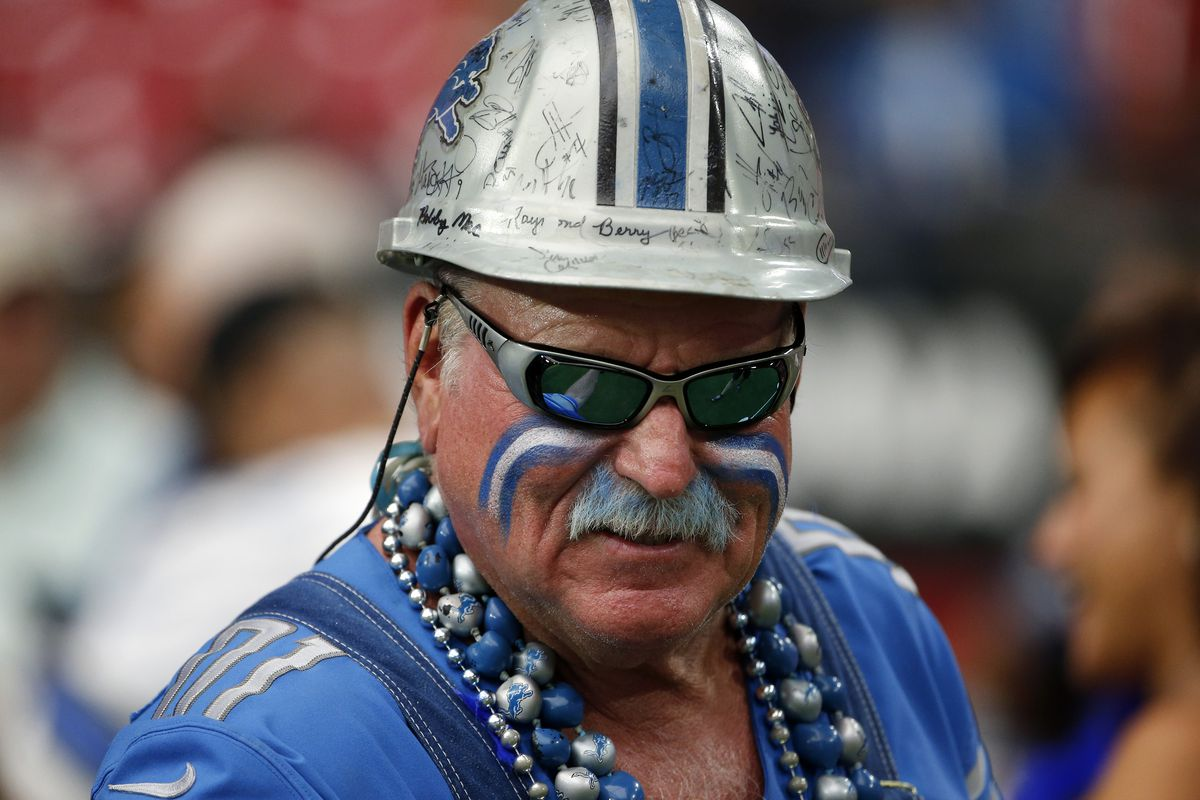 Detroit Lions fan confidence following familiar pattern after another Week 1 letdown