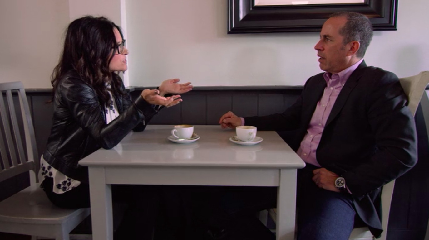 The 5 Best Episodes of Seinfeld's 'Comedians in Cars Getting