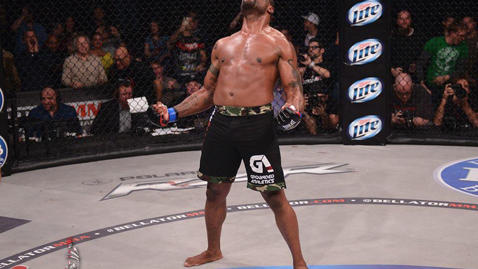 Rampage Jackson vs. Christian M'Pumbu full fight video highlights