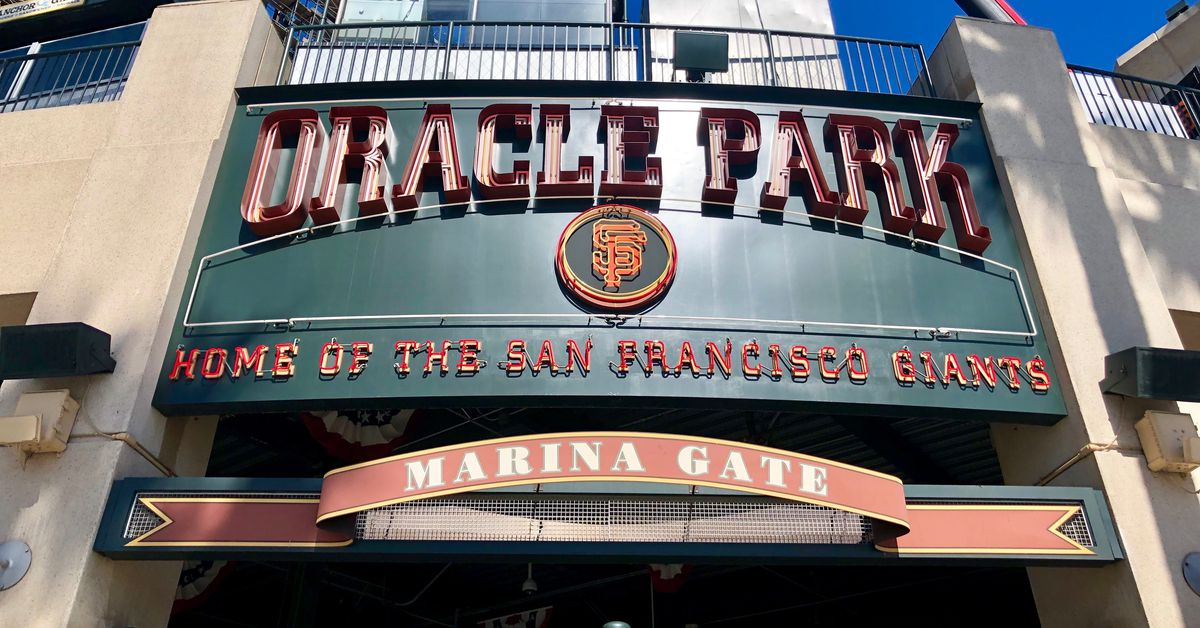 What to do before and after a game around Oracle Park