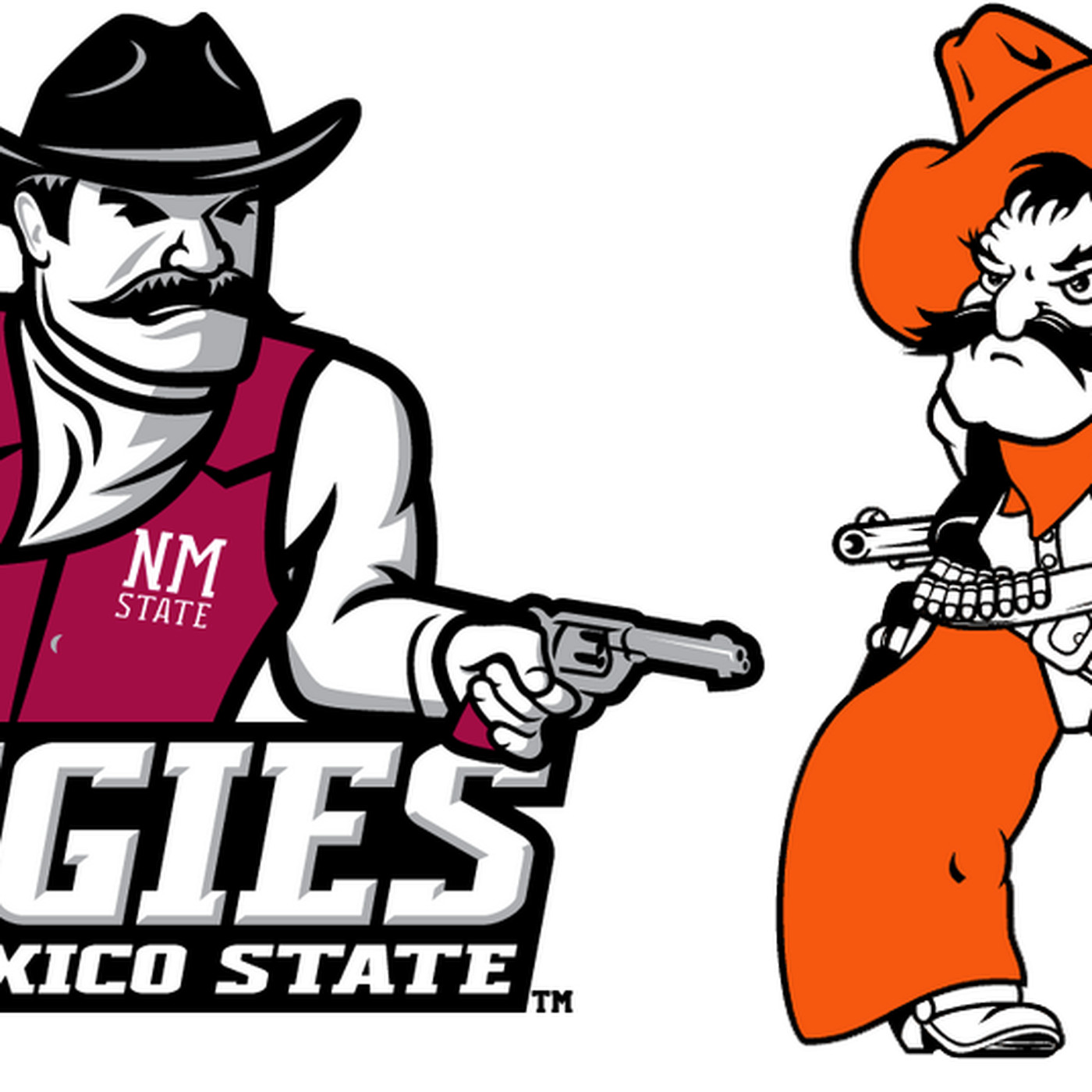 Oklahoma State Sues New Mexico State Over Confusingly Similar