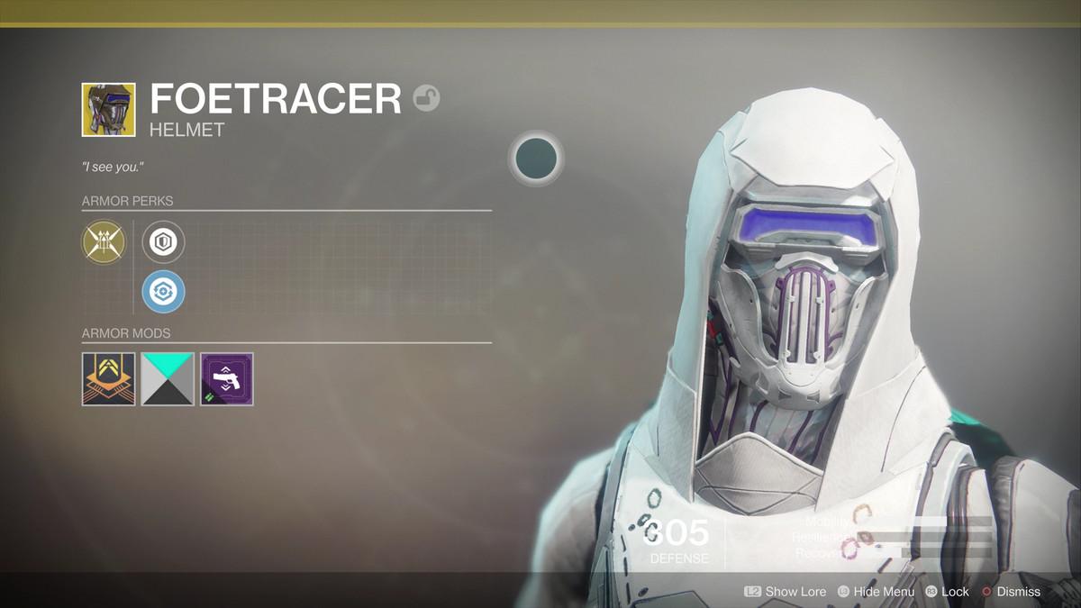 Destiny 2 Guide Best Hunter Exotic Armor