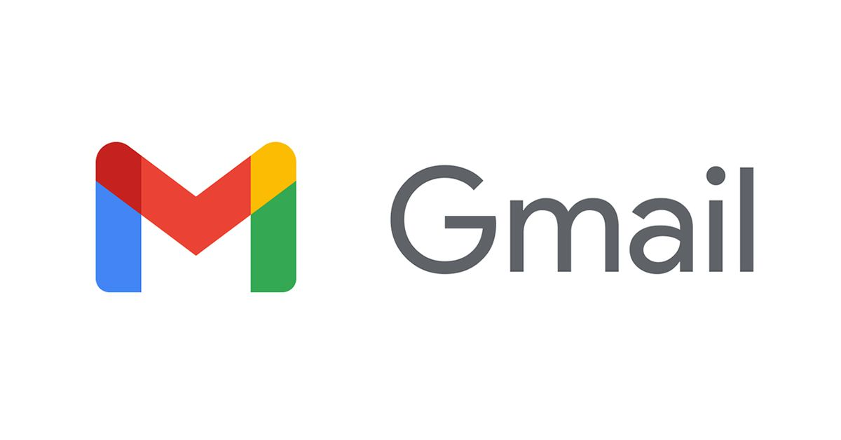 Gmail has a new logo that's a lot more Google – The Verge