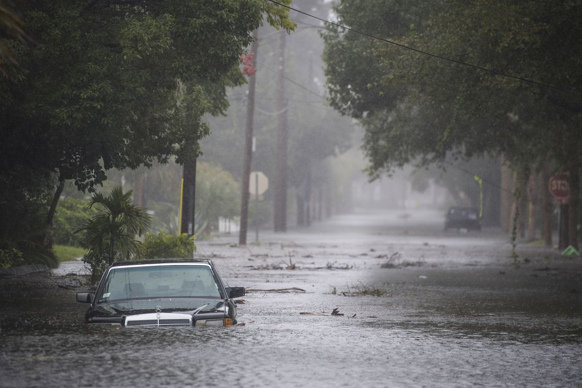 Hurricane Harvey Why You Should Never Drive On Flooded Roads Vox - Flooded roads map