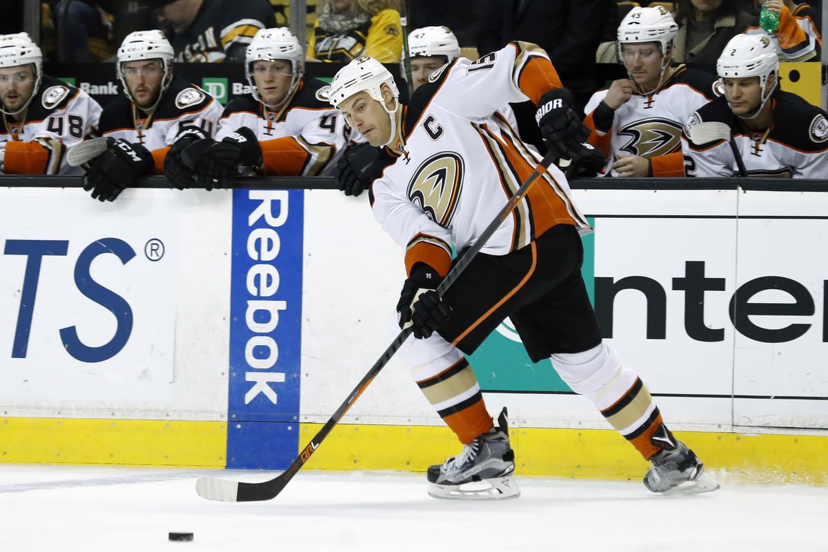 NHL: DEC 15 Ducks at Bruins