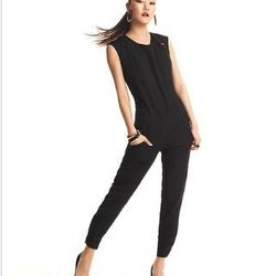 """<a href= """"http://www1.macys.com/campaign/social?campaign_id=202&channel_id=1&cm_sp=fashionstar-_-episode10-_-homepagelink&bundle_entryPath=/karaGallery"""">Fashion Star Jumpsuit, Sleeveless Ted Ankle Length</a>, $89 at Macy's"""