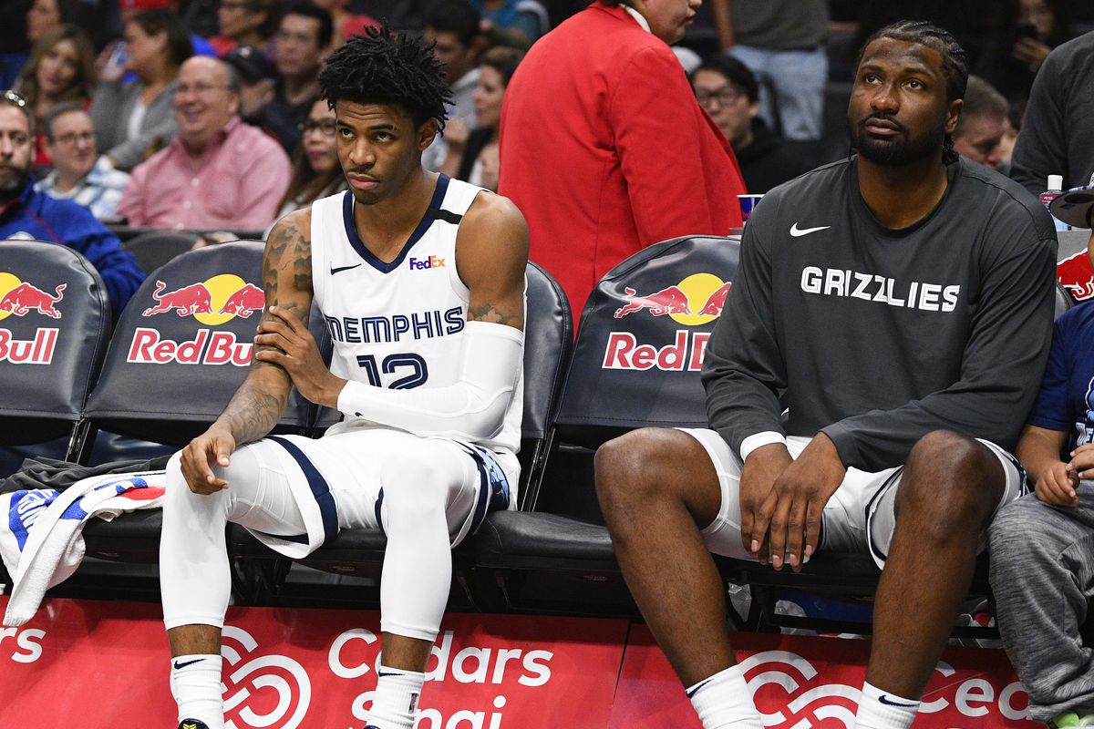 NBA: JAN 04 Grizzlies at Clippers