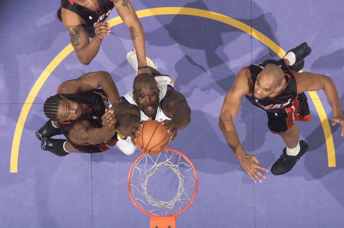 Heat v Lakers