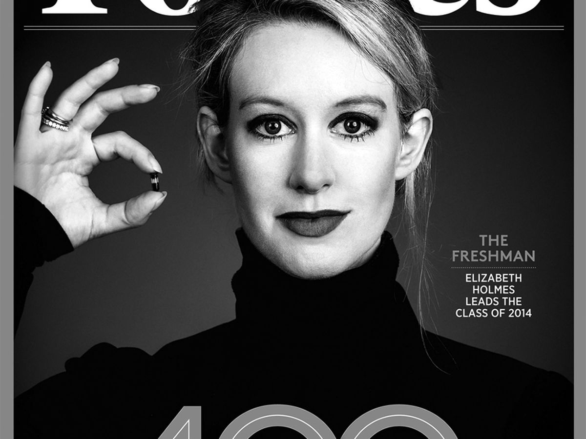 WSJ's John Carreyrou says Theranos is a 'cautionary tale' for the  health-tech industry The too-good-to-be-true company's CEO, Elizabeth  Holmes, was obsessed ...