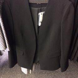 Blazer, size 2, $179 (was $435)