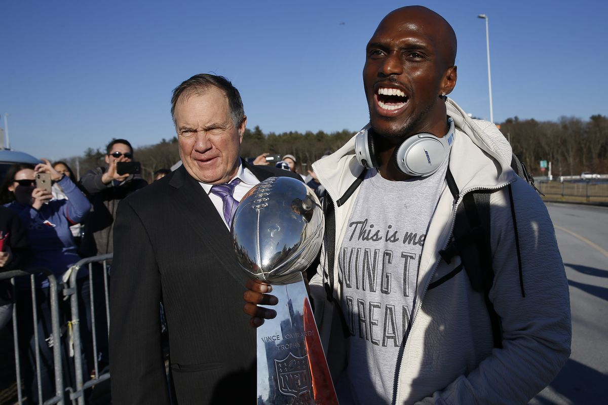 New England Patriots Return Home From Super Bowl LIII