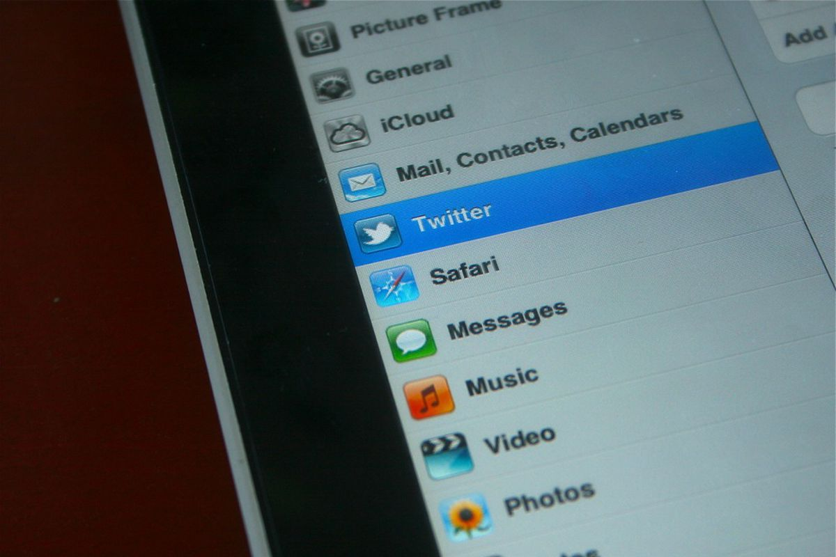 twitter for ios 5