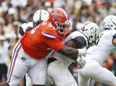 COLLEGE FOOTBALL: SEP 30 Vanderbilt at Florida