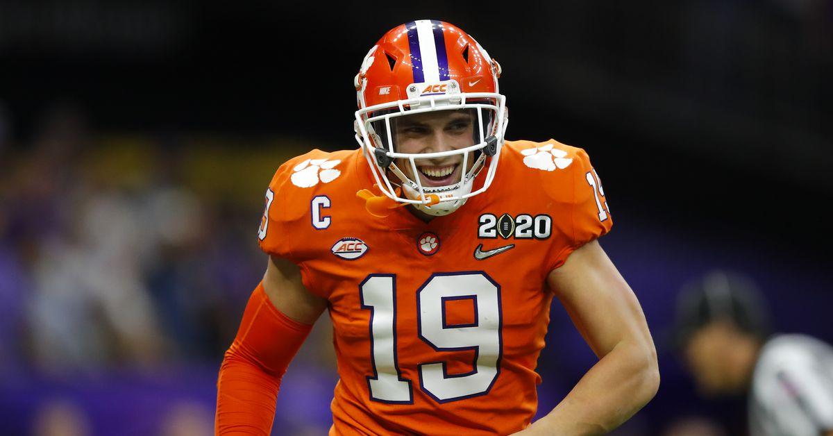 Tanner Muse NFL Draft 2020: Scouting Report for Las Vegas