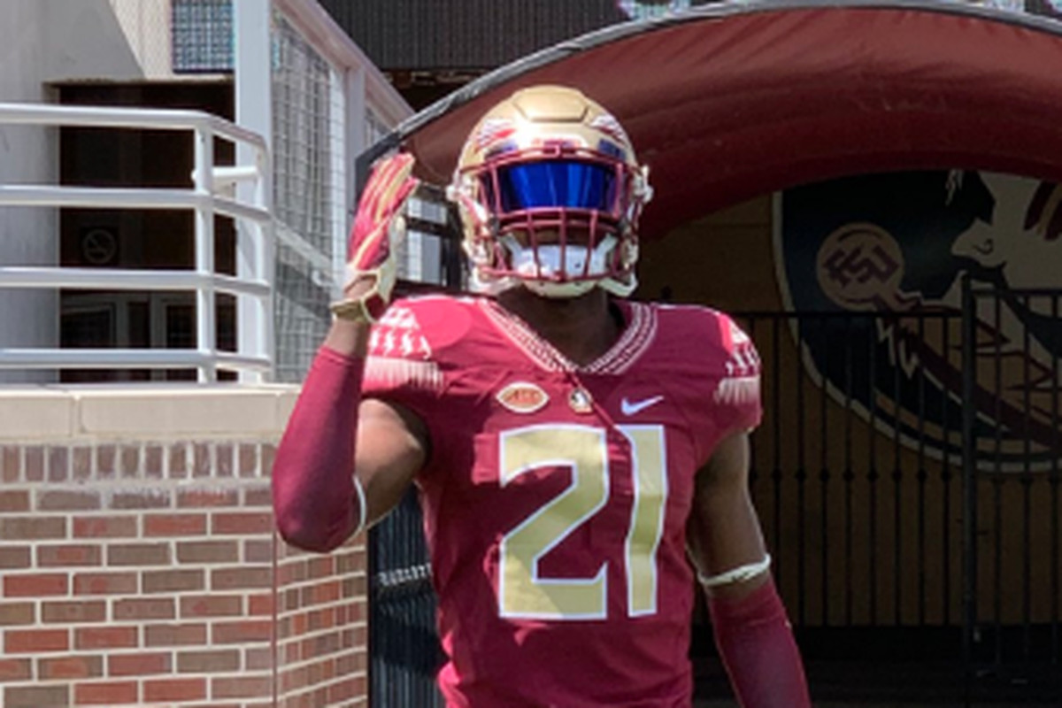 Four-star cornerback Jalen Harrell commits to Florida State