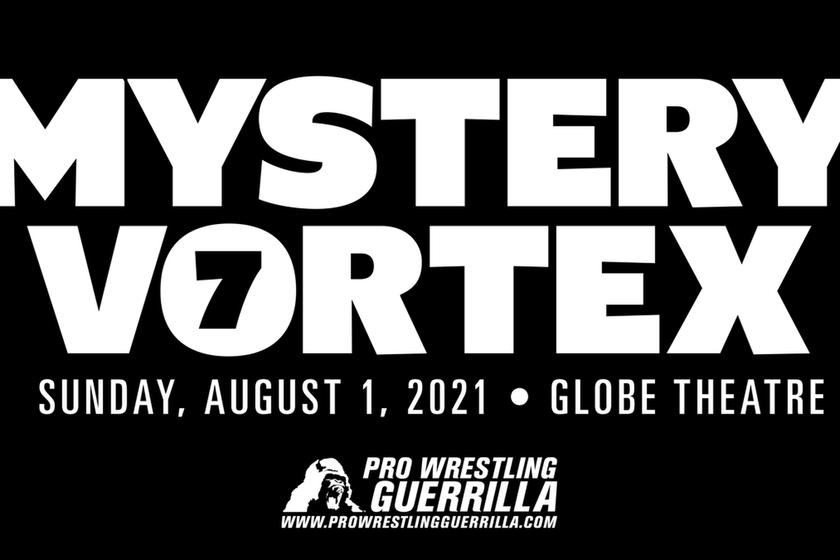 Poster for PWG Mystery Vortex 7