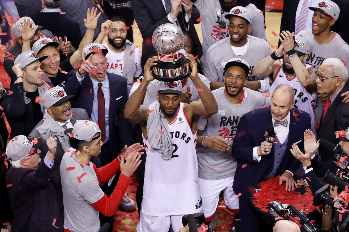 70ab3e392 The Raptors are going to the 2019 NBA Finals because Kawhi Leonard ...