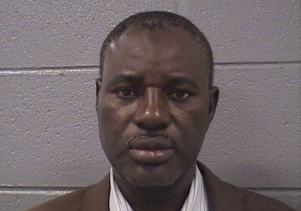 <small><strong>Bangaly Sylla | Cook County Sheriff's photo</strong></small>