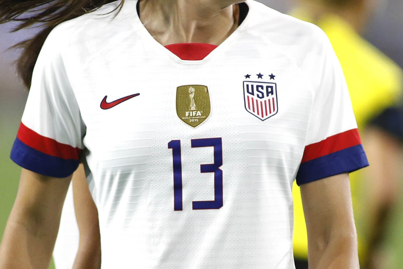 free shipping 8cfdd aedba Show me the merch: what's going on with the USWNT's World ...