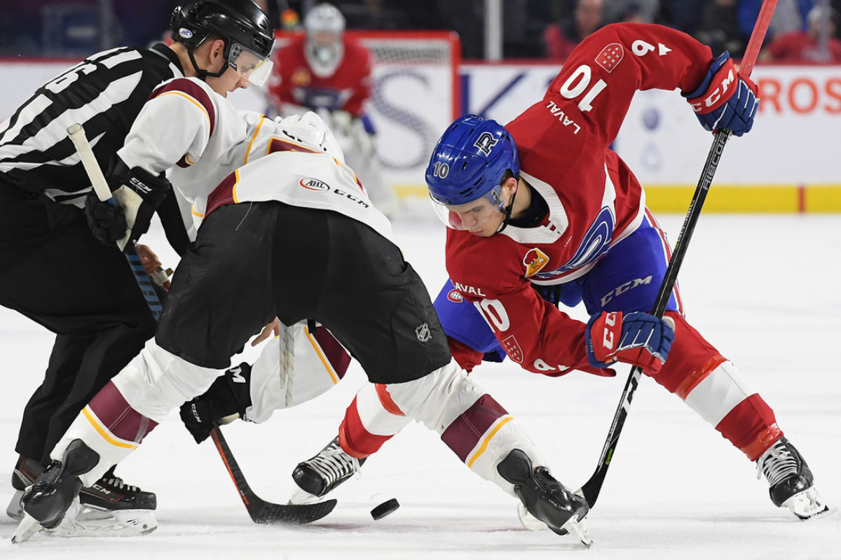 Laval Rocket season review: Jake Evans is an NHL player in the making