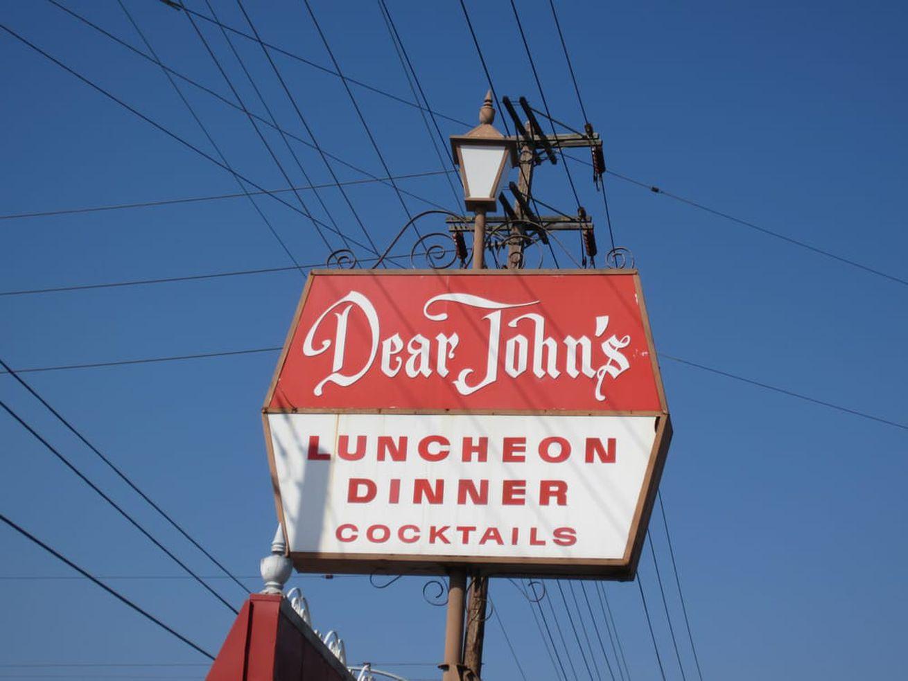 Dear John's