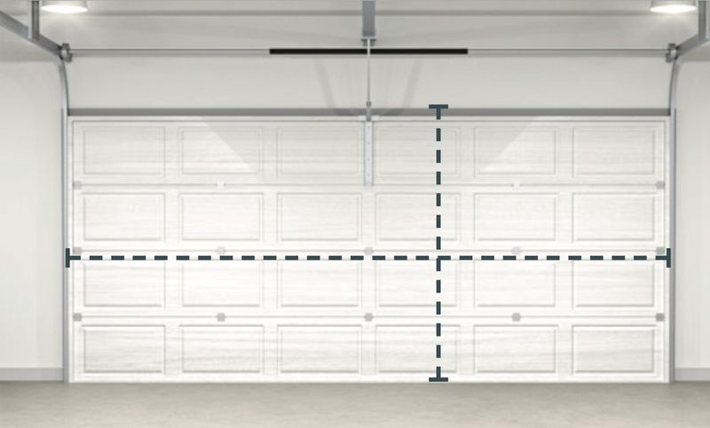 Spring 2021, Reno Planner: Garage Door Smarts, door measurements