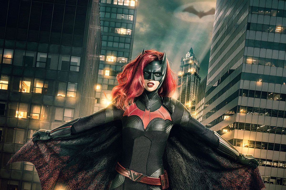 The CW reveals first look at Ruby Rose as Batwoman - Polygon