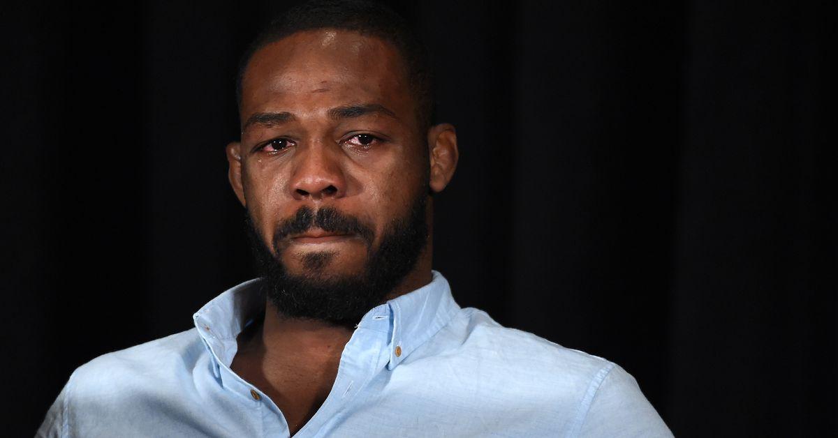 Midnight Mania! Traumatized Jon Jones blames alcohol for latest arrest - MMA Mania