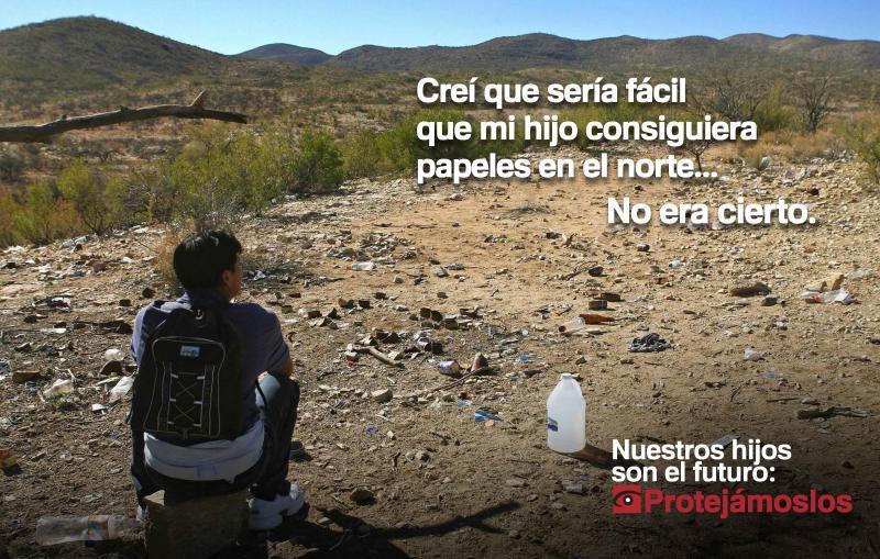 CBP Central America poster