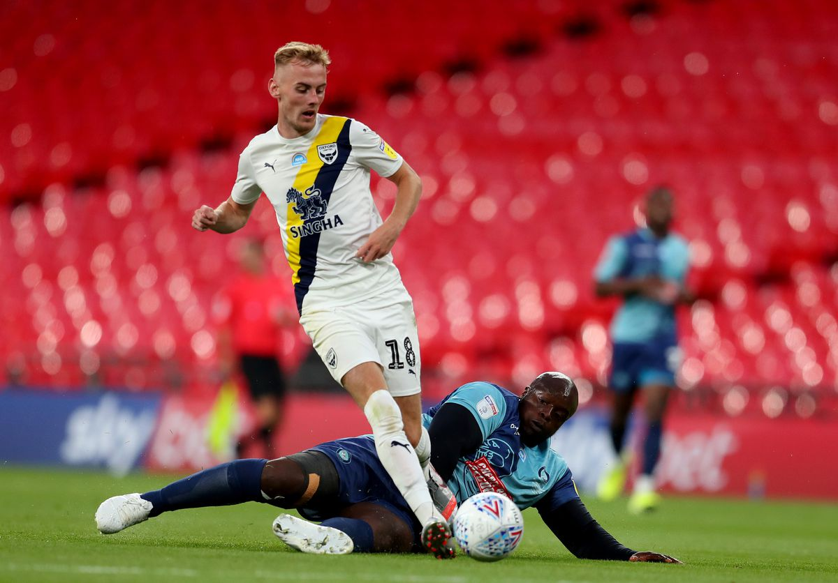 Oxford United v Wycombe Wanderers - Sky Bet League One Play Off Final